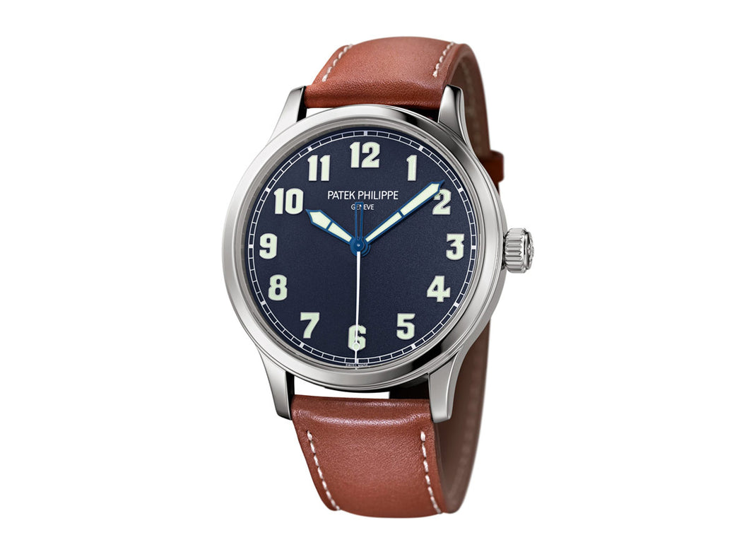 Patek Philippe - Calatrava Pilot Reference 5522A - Top Watches