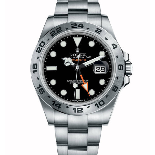 AUTOMATIC EXPLORER II BLACK 42MM 216570BKSO