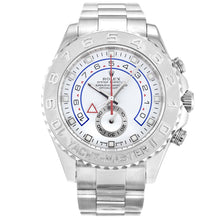 Load image into Gallery viewer, AUTOMATIC ROLEX YACHT-MASTER 116689 WHITE