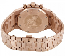 Load image into Gallery viewer, Royal Oak - Rose Gold/Black Chronograph - Top Watches