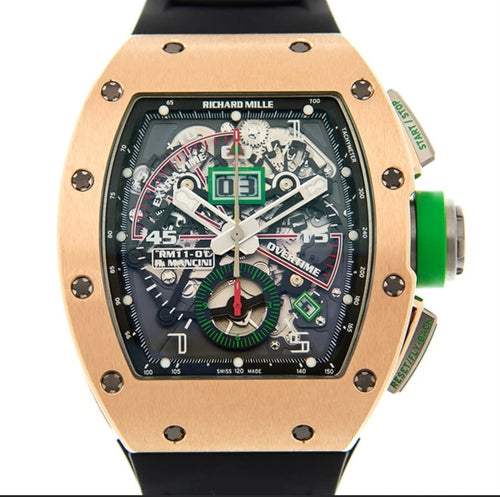 Richard Mille RM011-01 - Top Watches