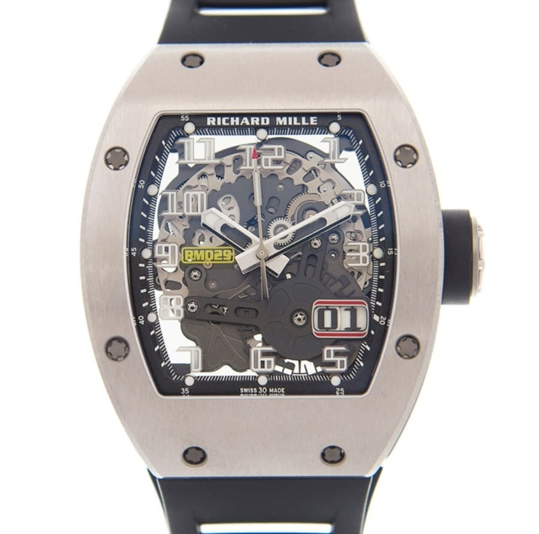 Richard Mille RM029-TI - Top Watches