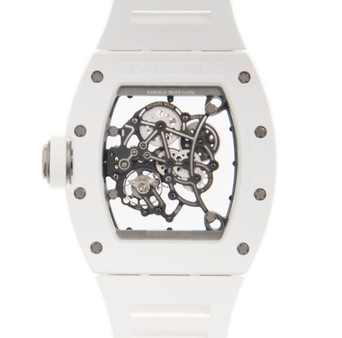 Richard Mille RM055 White - Top Watches