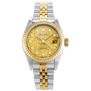AUTOMATIC COMPUTER LADIES DATEJUST 79173