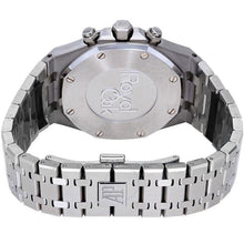 Load image into Gallery viewer, Royal Oak - Silver/Black Chronograph