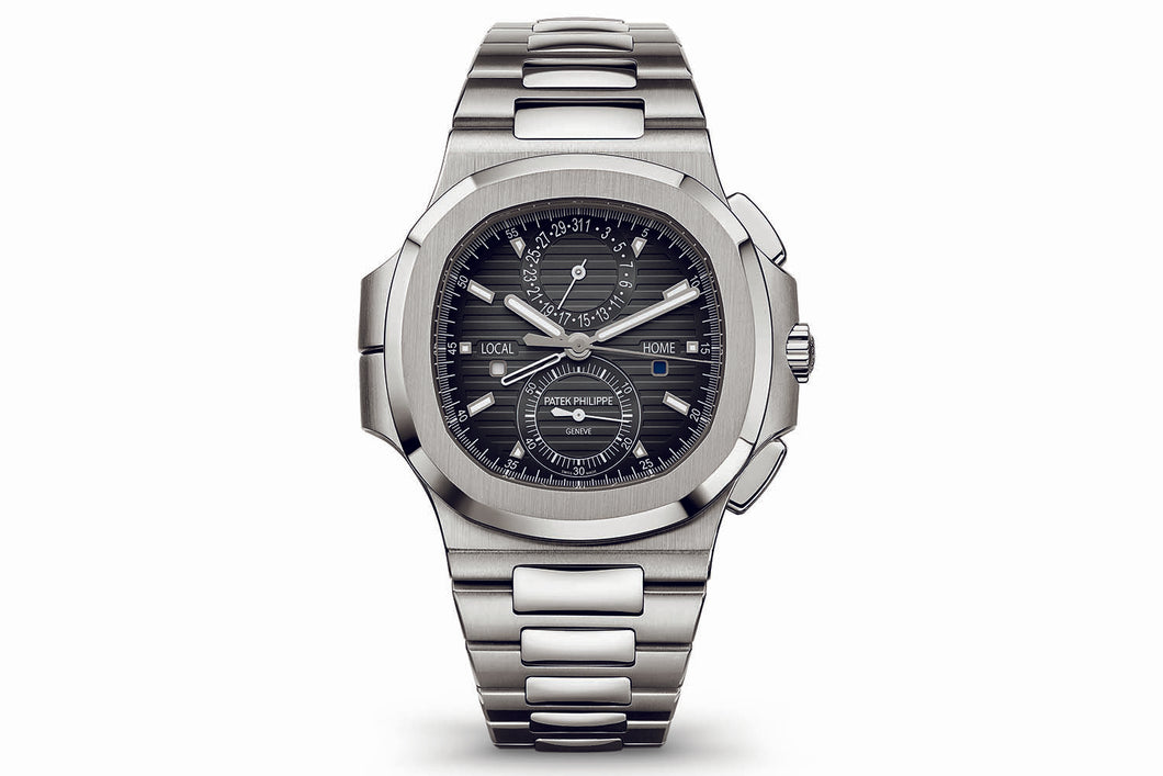 MEN PATEK PHILIPPE NAUTILUS 5990/1A BLACK