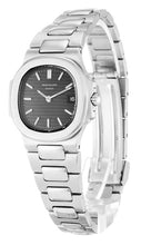 Load image into Gallery viewer, LADIES PATEK PHILIPPE NAUTILUS 4700/1 BLACK BATON - Top Watches