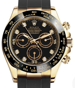 AUTOMATIC ROLEX DAYTONA 116519 GOLD DIAL
