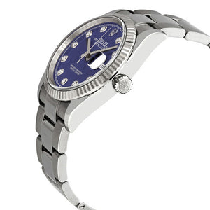 Datejust 126234BLDO BLUE/GREY - Top Watches