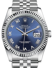 Load image into Gallery viewer, AUTOMATIC JUBILEE BRACELET DATEJUST