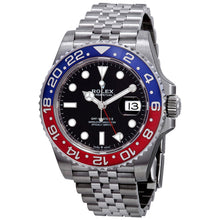 Load image into Gallery viewer, ROLEX GMT MASTER MENS AUTOMATIC  RGM005