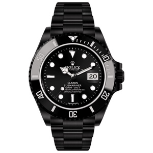 Black Submariner