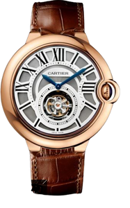 Replica Cartier Ballon de Bleu Flying Tourbillon Mens Watch W6920001