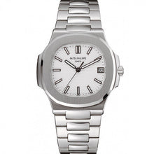 Load image into Gallery viewer, MEN PATEK PHILIPPE NAUTILUS 1453946 WHITE DIAL