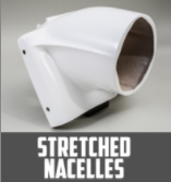 STRETCHED NACELLES- BAD DAD TOURING