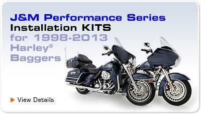 Kits for 98-2013 Harley