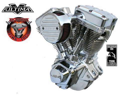 Ultima El Bruto Competition Series Engines