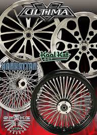 Ultima wheels in Canada by Havoc Motorcycles