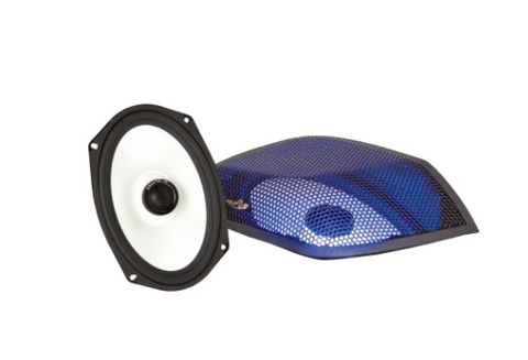 "Ulta Saddlebag 6x9"" Speaker Kit"