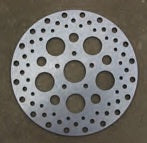 90-764 ULTIMA® Polish FINISH STAINLESS STEEL BRAKE ROTOR OEM Part No. 44137-77A