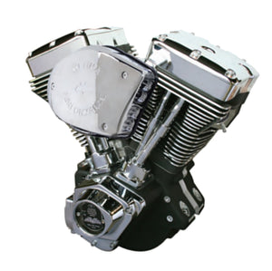 298-244 ULTIMA® EL BRUTO® 140 ci COMPLETE COMPETITION SERIES ENGINES BLACK FINISH