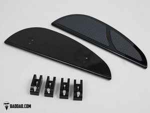 FORWARD CONTROLS WITH TOE SHIFTER & 905 FLOORBOARD KIT