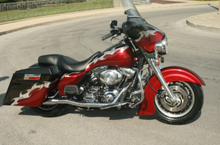 Load image into Gallery viewer, INDIAN CHIEF FENDER (TOURING)