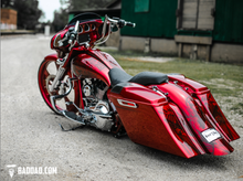 "Load image into Gallery viewer, 26"" WRAP FRONT FENDER"