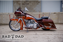 "Load image into Gallery viewer, 23"" MO' FL FRONT FENDER"