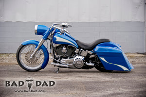 200MM SOFTAIL SUMMIT FENDER WITH RECESS