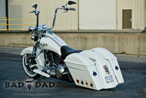 140MM SOFTAIL SUMMIT FENDER WITH RECESS