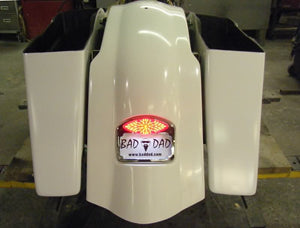 ROAD STAR ALL-IN-ONE REAR FENDER