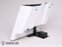 Load image into Gallery viewer, BAGGER FENDER WITH FLUSH MOUNTS & BAG KIT