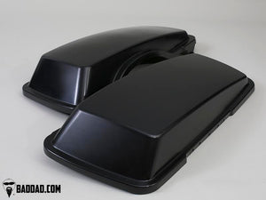 OEM STYLE SADDLEBAG LIDS FOR 1993-2013