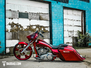 SMOOTH BAGGER SEAT
