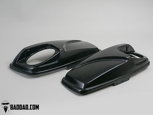 ROAD KING & SOFTAIL COMPLETE SPEAKER LID PACKAGE