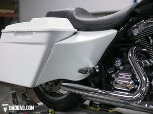 CLASSIC SERIES STRETCHED SIDE COVERS FOR 2009-2013 TOURING