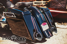 Load image into Gallery viewer, OEM STYLE SADDLEBAG LIDS FOR 1993-2013