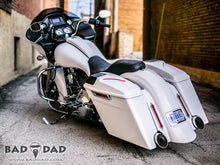 Load image into Gallery viewer, ROAD KING & SOFTAIL COMPLETE SPEAKER LID PACKAGE
