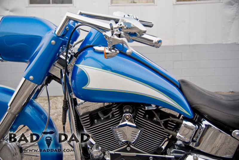 STRETCHED TANK SHROUD FOR SOFTAIL