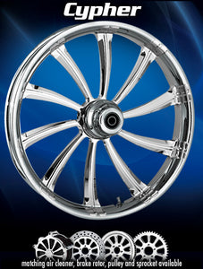 RC Cypher (Front Wheel)