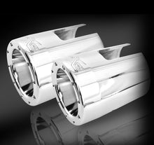 Load image into Gallery viewer, RCX 4.0 Muffler - 5.0 Big Boar Chrome