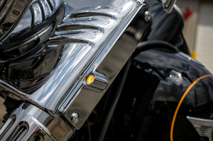 900 SERIES FRONT TURN SIGNALS FOR SOFTAIL