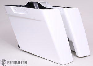INJECTED STRETCHED SADDLEBAGS FOR 1993-2013