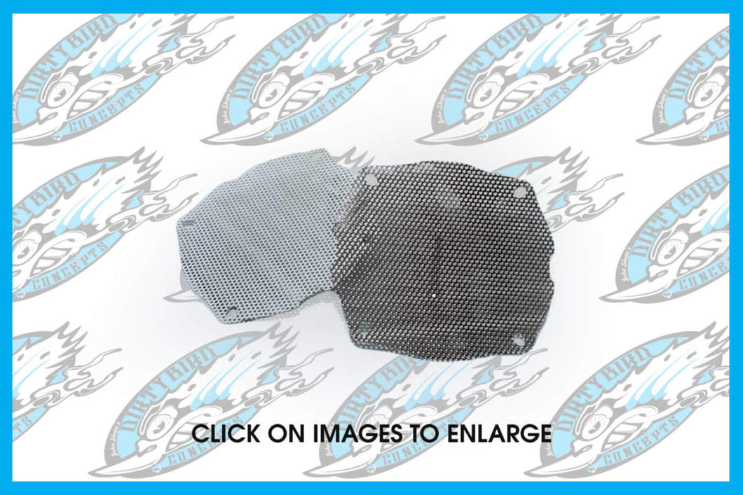 Harley Street Glide Replacement Fairing Speaker Grills Up to 2013