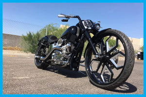 Harley Cyclops Nacelle Headlight Up To 2019
