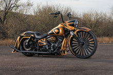 Load image into Gallery viewer, Harley Lean Like A Cholo Softail Center Kick Stand