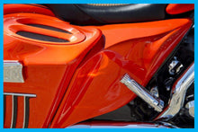 Load image into Gallery viewer, Harley Pop On Side Filler Panels 1996 to 2008
