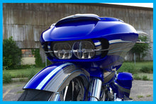 Load image into Gallery viewer, Harley In Your Face Road Glide Headlight Bezel 2015 To 2019