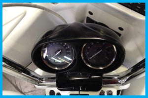 Harley Road Glide Big Baller 3D Gauge Housing Up To 2013